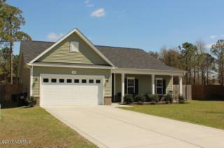 209 Wintergreen Lane, Hubert, NC 28539 (MLS #100046849) :: Century 21 Sweyer & Associates