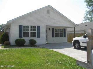 127 Sanders Street, Jacksonville, NC 28540 (MLS #100047910) :: Century 21 Sweyer & Associates
