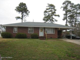 2202 Shreve Street SW, Wilson, NC 27893 (MLS #100047960) :: Century 21 Sweyer & Associates