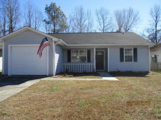 3016 E Windgate Court, Jacksonville, NC 28546 (MLS #100048415) :: Century 21 Sweyer & Associates