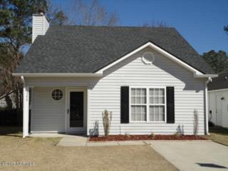 3596 Red Oak Drive, New Bern, NC 28562 (MLS #100048430) :: Century 21 Sweyer & Associates