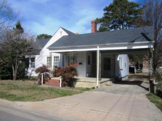 1108 Tarboro Street W, Wilson, NC 27893 (MLS #100048504) :: Century 21 Sweyer & Associates