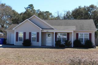 208 S Green Street, Holly Ridge, NC 28445 (MLS #100049132) :: Century 21 Sweyer & Associates