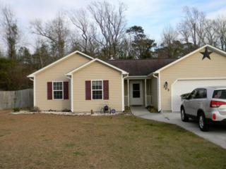 303 Top Knot Road, Hubert, NC 28539 (MLS #100049365) :: Century 21 Sweyer & Associates