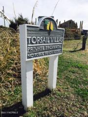 Lot # 8 Topsail Villas, North Topsail Beach, NC 28460 (MLS #100049604) :: Century 21 Sweyer & Associates