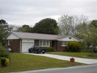 406 Old Hammock Road, Swansboro, NC 28584 (MLS #100050221) :: Century 21 Sweyer & Associates