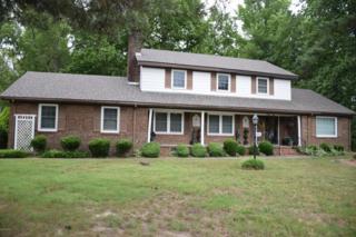 4400 Country Club Drive N, Wilson, NC 27896 (MLS #100050286) :: Century 21 Sweyer & Associates