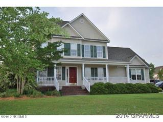 209 White Oak Drive, Greenville, NC 27858 (MLS #100050302) :: Century 21 Sweyer & Associates
