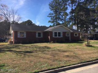 1701 Hillcrest Drive W, Wilson, NC 27893 (MLS #100050787) :: Century 21 Sweyer & Associates