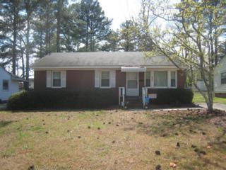 505 Macon Street S, Wilson, NC 27893 (MLS #100051373) :: Century 21 Sweyer & Associates