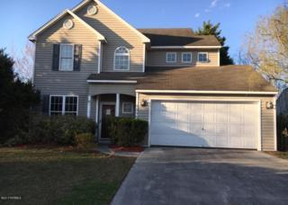 5215 Gate Post Lane, Wilmington, NC 28412 (MLS #100051978) :: Century 21 Sweyer & Associates
