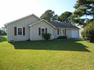 103 Pine Needle Drive, Hubert, NC 28539 (MLS #100052166) :: Century 21 Sweyer & Associates