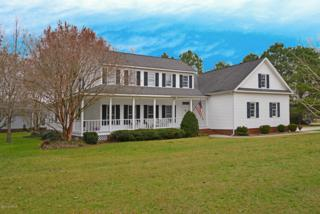 1660 Trails End Road, Greenville, NC 27858 (MLS #100052244) :: Century 21 Sweyer & Associates