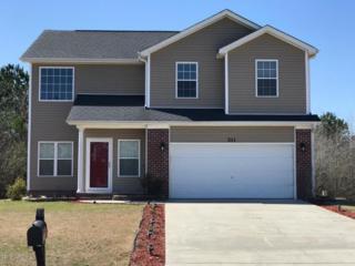 211 Southwoods Lane, Jacksonville, NC 28540 (MLS #100052329) :: Century 21 Sweyer & Associates