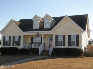 4301 Camellia Drive, Wilson, NC 27896 (MLS #100052636) :: Century 21 Sweyer & Associates