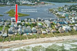 1305 Carolina Beach Avenue N 3B, Carolina Beach, NC 28428 (MLS #100052781) :: Century 21 Sweyer & Associates