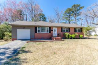 1003 Clifton Road, Jacksonville, NC 28540 (MLS #100052795) :: Century 21 Sweyer & Associates