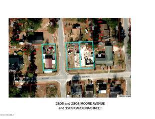 2806 Moore Avenue, New Bern, NC 28562 (MLS #100052976) :: Century 21 Sweyer & Associates