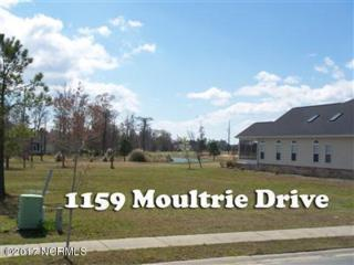 1159 Moultrie Drive NW, Calabash, NC 28467 (MLS #100052993) :: Century 21 Sweyer & Associates