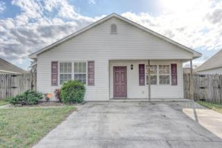 129 Sanders Street, Jacksonville, NC 28540 (MLS #100053018) :: Century 21 Sweyer & Associates