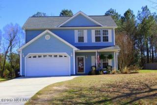 112 Craig Drive, Hubert, NC 28539 (MLS #100053488) :: Century 21 Sweyer & Associates