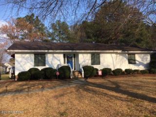 2806 Ridge Road NW, Wilson, NC 27896 (MLS #100053865) :: Century 21 Sweyer & Associates
