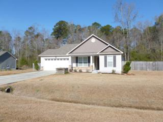 202 Bell Avenue, Maysville, NC 28555 (MLS #100053931) :: Courtney Carter Homes