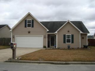 155 Crooked Run Drive, New Bern, NC 28560 (MLS #100054224) :: Century 21 Sweyer & Associates