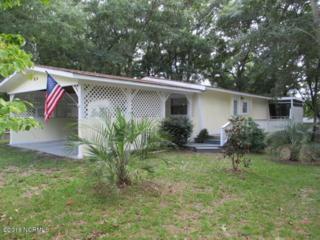 834 Live Oak Drive, Sunset Beach, NC 28468 (MLS #100054661) :: Century 21 Sweyer & Associates