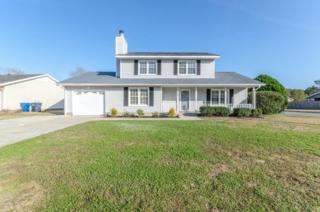 220 Branchwood Drive, Jacksonville, NC 28546 (MLS #100054828) :: Century 21 Sweyer & Associates