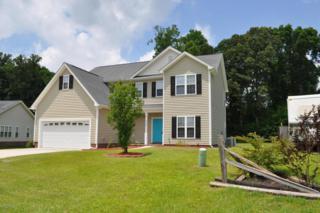 313 Exmoor Drive, Jacksonville, NC 28540 (MLS #100055236) :: RE/MAX Essential