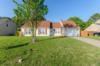 104 Horse Shoe Bend, Jacksonville, NC 28546 (MLS #100058398) :: Courtney Carter Homes