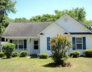 122 NW 4th Street, Oak Island, NC 28465 (MLS #100059994) :: Century 21 Sweyer & Associates