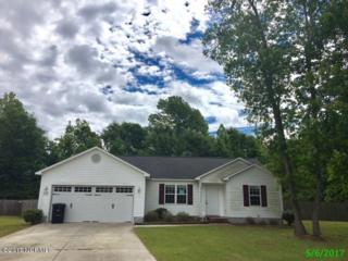 218 Molly Court, Sneads Ferry, NC 28460 (MLS #100063891) :: Courtney Carter Homes