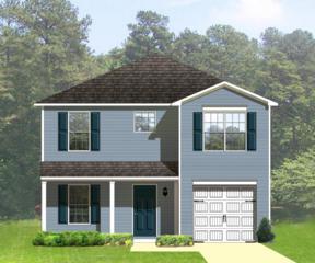301 Log Cabin Way, Holly Ridge, NC 28445 (MLS #100064057) :: Courtney Carter Homes