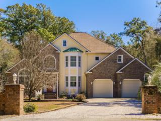 103 Aspen Court, Pine Knoll Shores, NC 28512 (MLS #100064537) :: Courtney Carter Homes
