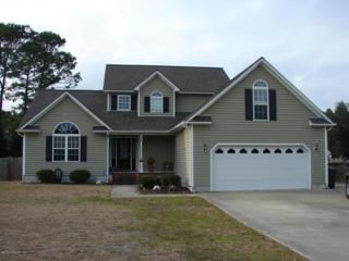 106 Tar Kiln Lane, Newport, NC 28570 (MLS #11502845) :: Century 21 Sweyer & Associates