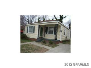 305 Cadillac Street, Greenville, NC 27834 (MLS #50103525) :: Century 21 Sweyer & Associates