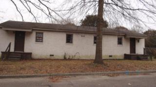 307 N East Street, Wilson, NC 27893 (MLS #60052476) :: Century 21 Sweyer & Associates