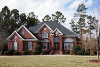 3326 Jennings Farm Drive NW, Wilson, NC 27896 (MLS #60054373) :: Century 21 Sweyer & Associates