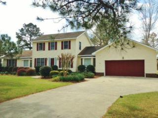 107 Heritage Drive, Washington, NC 27889 (MLS #70033071) :: Century 21 Sweyer & Associates