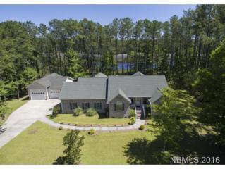 249 Spicers Creek Drive, Oriental, NC 28571 (MLS #90098675) :: Century 21 Sweyer & Associates