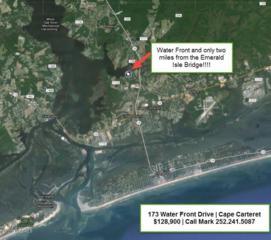 173 Water Front Drive, Cape Carteret, NC 28584 (MLS #100005429) :: Century 21 Sweyer & Associates