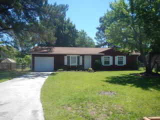 211 Poplar Road, Havelock, NC 28532 (MLS #100012630) :: Century 21 Sweyer & Associates