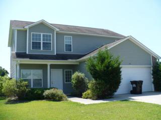 136 Hardin Drive, Maysville, NC 28555 (MLS #100015969) :: Century 21 Sweyer & Associates
