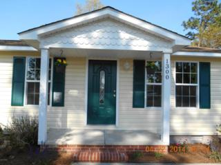 1300 Chatham Street, Newport, NC 28570 (MLS #100029063) :: Century 21 Sweyer & Associates