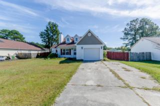 160 Horseshoe Bend, Jacksonville, NC 28546 (MLS #100033153) :: Century 21 Sweyer & Associates