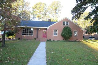 601 Webster Drive N, Wilson, NC 27893 (MLS #100035172) :: Century 21 Sweyer & Associates