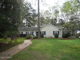 1213 Brookside Drive NW, Wilson, NC 27896 (MLS #100035600) :: Century 21 Sweyer & Associates