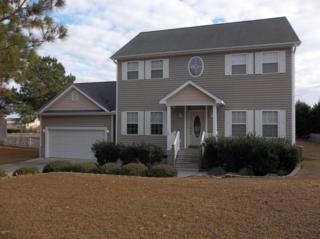 108 Lydia Drive, Swansboro, NC 28584 (MLS #100039553) :: Century 21 Sweyer & Associates